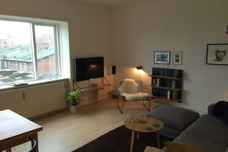 Lovely apartment near town n' beach - Aarhus - Apartamento