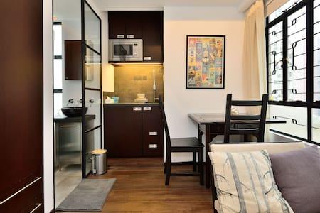 TOP-MODERN SOHO Designer Flat 3 ppl - Hong Kong - Appartamento