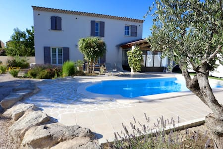 Villa with private pool close to Avignon - Entraigues-sur-la-Sorgue