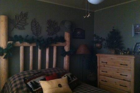 Cabin Room Yosemite - Oakhurst - Maison