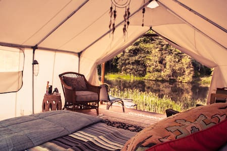 COZY GLAMPING - unplug, recharge, private getaway - Banks - Sátor