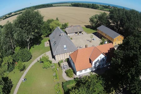 Ostseehof Langfeld - Backhaus - Huis