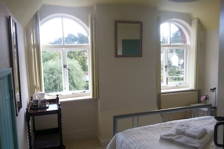 Charming Double Room-Arched windows - Bed & Breakfast