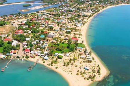 Placencia Belize Vacation Rental - Placencia - Hus