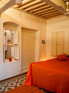 'ORDO'-Double room, French Haveli - Inap sarapan