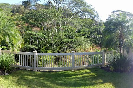 Tropical streamside central home - Mililani - House