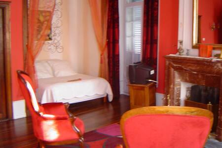 ROMANTIC ROOM LOUIS PHILIPPE - Saint-Pé-de-Bigorre - Bed & Breakfast