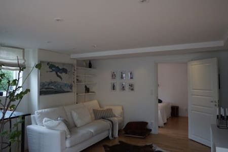 Apartment with separate entrance in villa - Apartment
