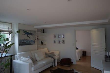 Apartment with separate entrance in villa - Huoneisto