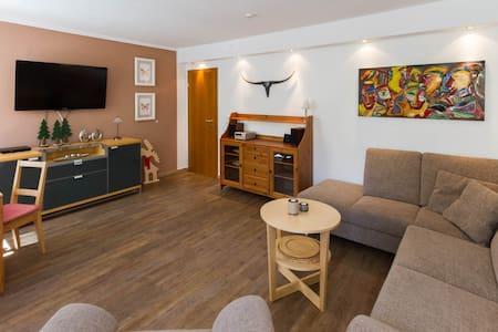 4-Sterne Ferienwohnung Haus Thale - Apartment
