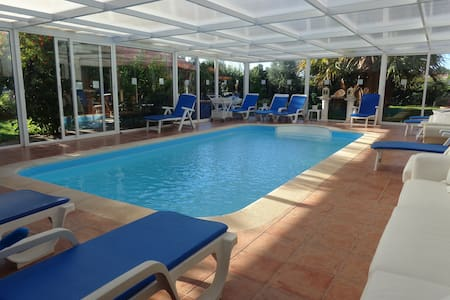 Charming duplex house with private swimming pool - Pampilhosa do Botão - Vila