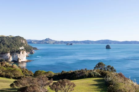 Cathedral Cove Paradise