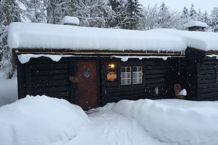 Charming log cabin x-country heaven - Lillehammer - Cottage