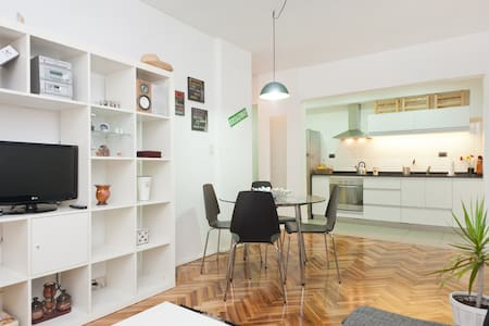 Just renovated apartment in Palermo