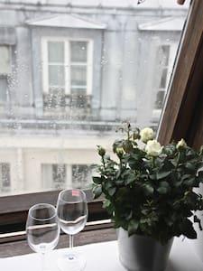 CENTRAL PARISIAN STUDIO FOR 2 - Parigi - Appartamento
