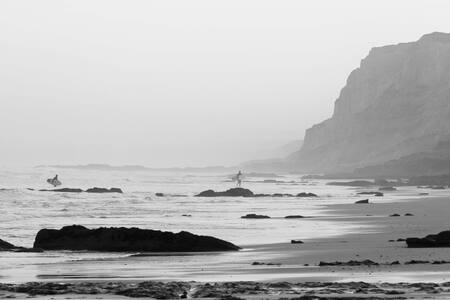 Baleal Beach house - Pedras Muitas - Ferrel - Hus
