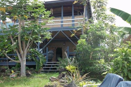 Hawaiian Style Beach Cottage Kona!!