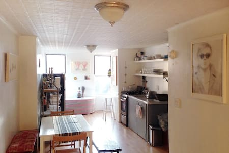 Bright Spacious 1BD Lower East Side