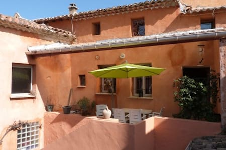 Charmante maison de village - Flassan - Bed & Breakfast