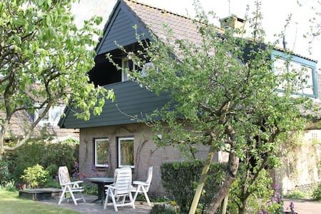 Vakantiehuis de Protter aan het water in Friesland - Idskenhuizen - Cabane