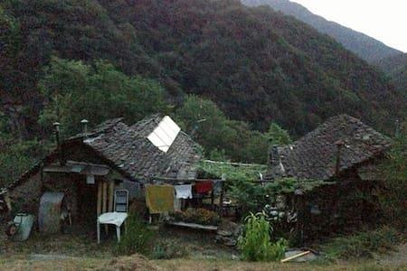 Baserga, Valle Velina, Val Grande - Makuusali