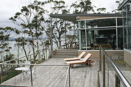 Baragoola Retreat - Lux Waterfront - Sandford - House