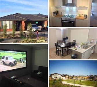 Quiet Room opposite a Park near Golf Courses - Cranbourne West
