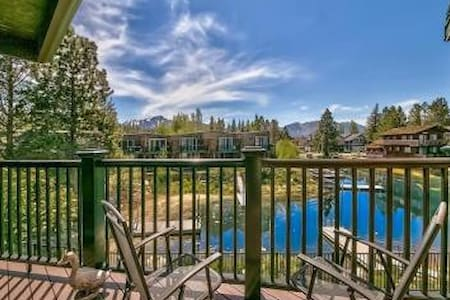 Deluxe Waterfront Condo For 6 - South Lake Tahoe