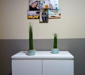 Modernes Zimmer - Strandhaus-Flair - Norderstedt - Townhouse