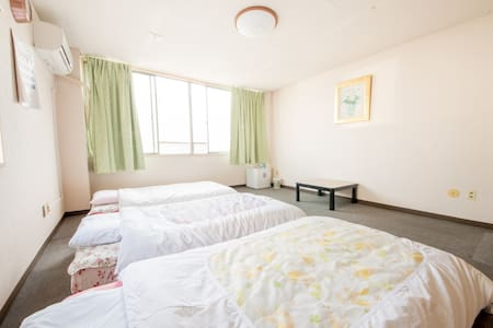 QQ Guest House 501 - Ōsaka-shi - Appartamento