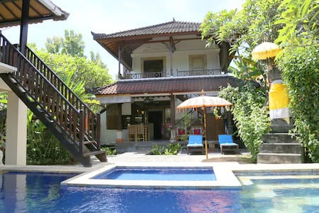 Private villa with pool in Bali - Buleleng