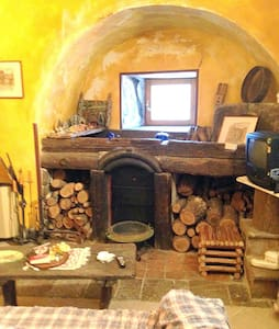 Lovely medieval house in the south of Italy - Hus