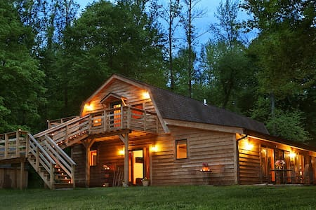The Barn -Largest Cabin in the Area - Cabanya