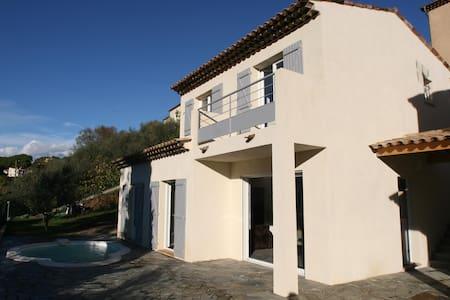 Maison avec piscine, proche de NICE - Saint-Martin-du-Var - Haus