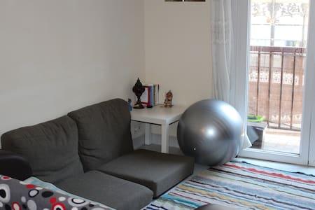 Céntrico apartamento en Zarautz a 50m de la playa - Zarautz - Flat