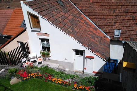 Summer house with private garden (Praha, Letiště) - Loft