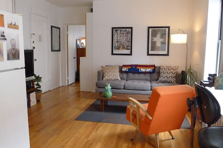 Bright Apt in Park Slope, Brooklyn!