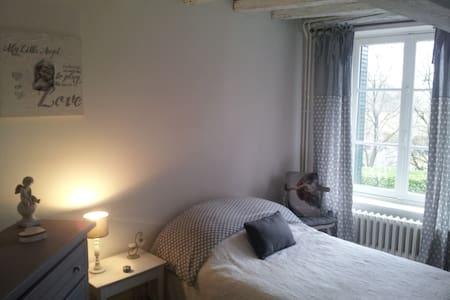 Jolie chambre vue sur Lyon