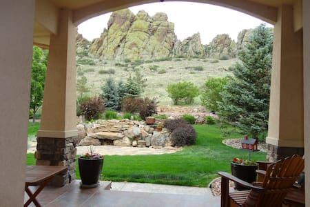 Rocky Mountain Vacation Dream Home - Loveland - Haus