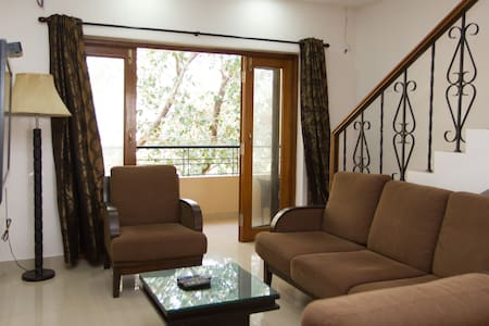 3 BHK Apartment with Private Terrace & Pool - Mapusa
