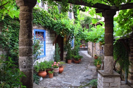 Saxonis Houses,Papigo,Zagori,Greece - Bed & Breakfast