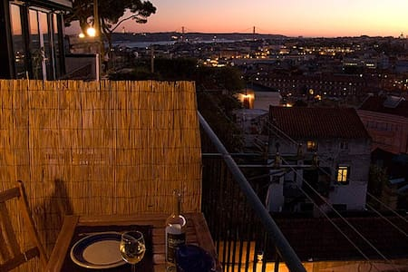 The Flat With The View - Lisboa - Apartamento