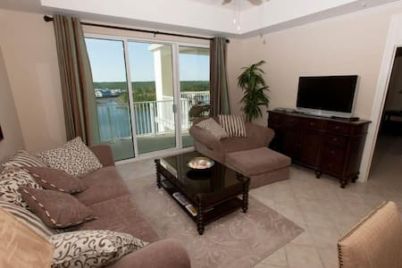 The Wharf 809 (Condo) - Orange Beach