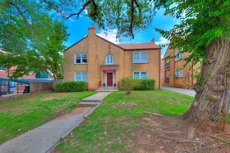 Studio Apt. in Historic Neighborhood - Oklahoma City - Apartment