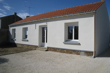 Belle Maison idéale pour Vendée Globe - Casa