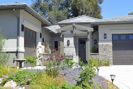 Beautiful Private Petite Suite & Garden Courtyard - Arroyo Grande - Casa
