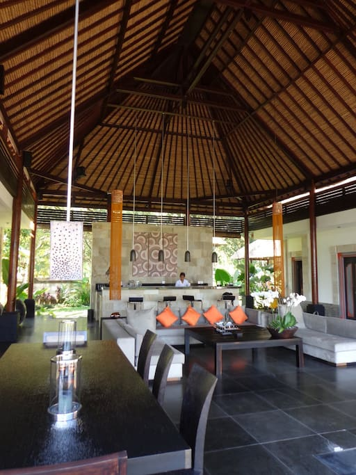 The villa ORCHIDS, a place to dream and relax ....