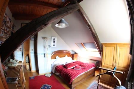 Chambre Zoé 2 Personnes - Villar-Saint-Pancrace