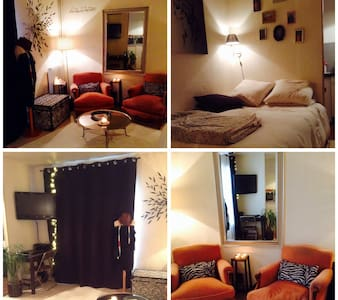 Studio cosy- Paris 12- 30m²