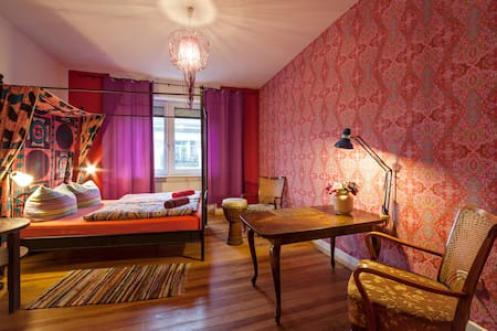 Nava's bed&breakfast: your own room